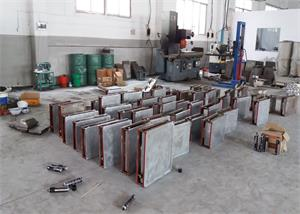 Tray Compression Molds